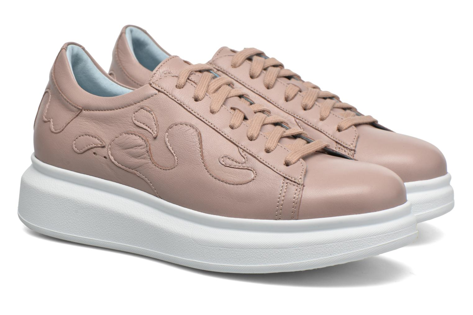 Trainers Apologie Flac Pink 3/4 view