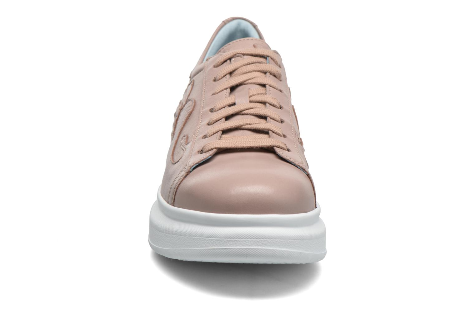 Trainers Apologie Flac Pink model view