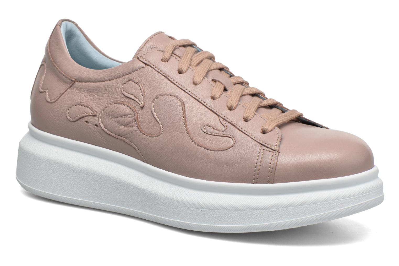 Trainers Apologie Flac Pink detailed view/ Pair view