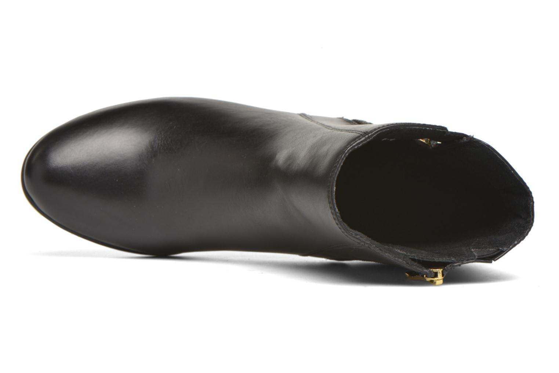 Bottines et boots Caprice Dagny Zip Noir vue gauche
