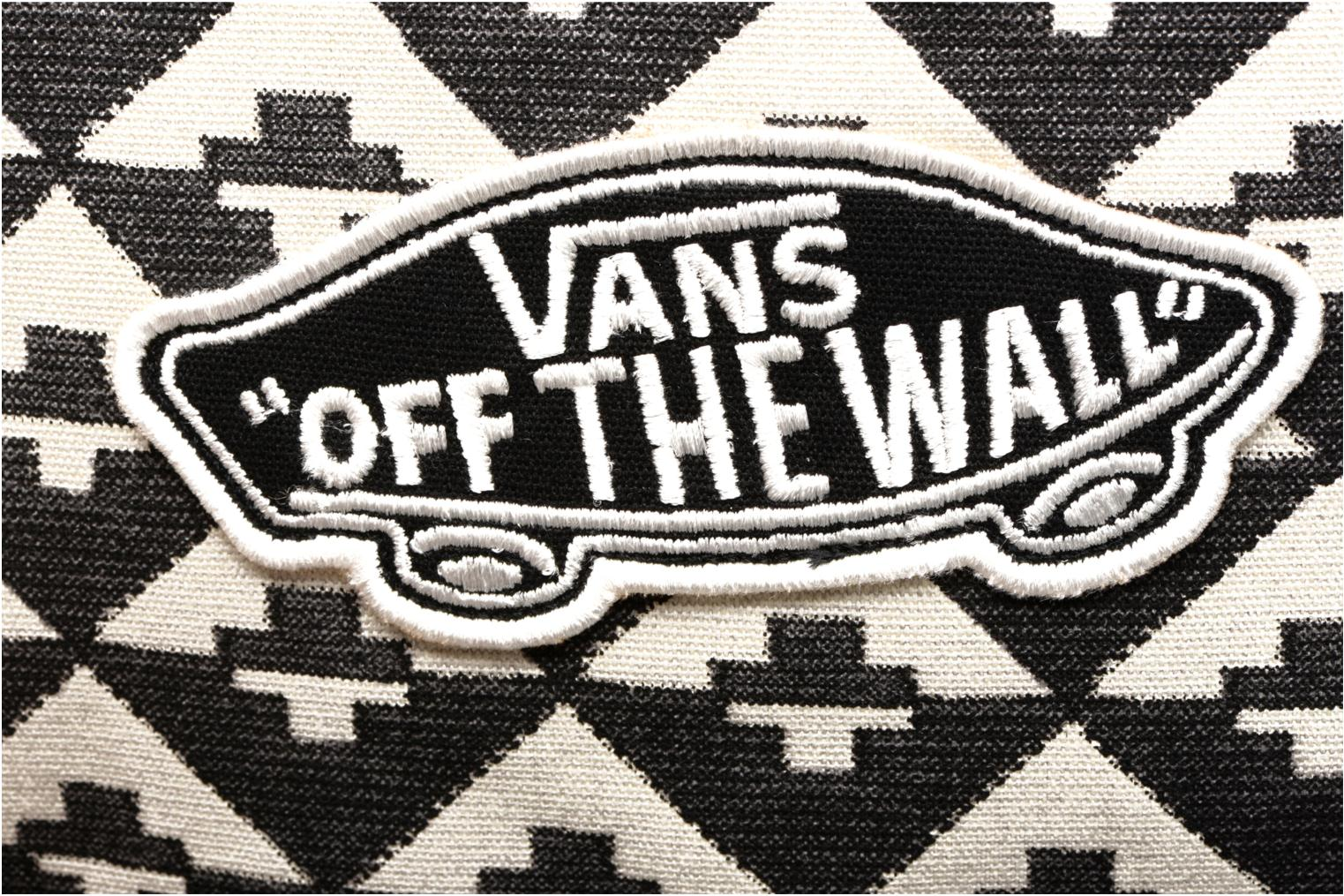Rucksacks Vans REALM Multicolor view from the left