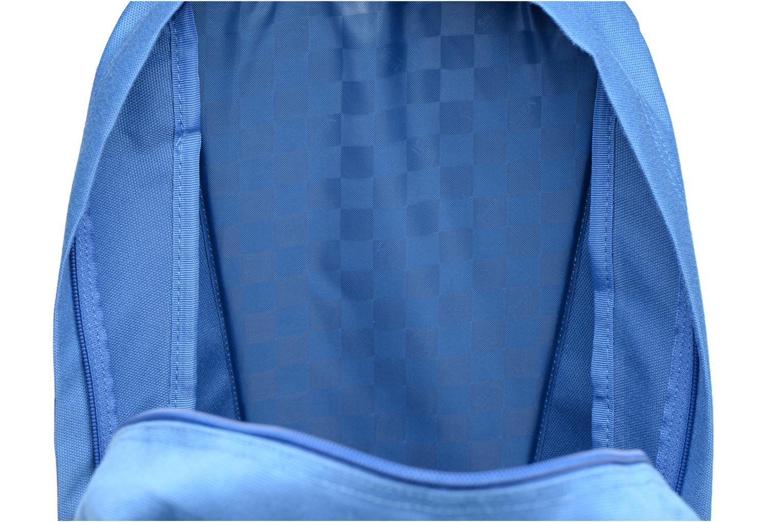 Sacs à dos Vans OLD SCHOOL II Bleu vue derrière
