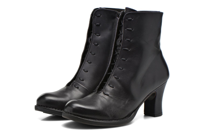 Bottines et boots Neosens Baladí S289 Noir vue 3/4