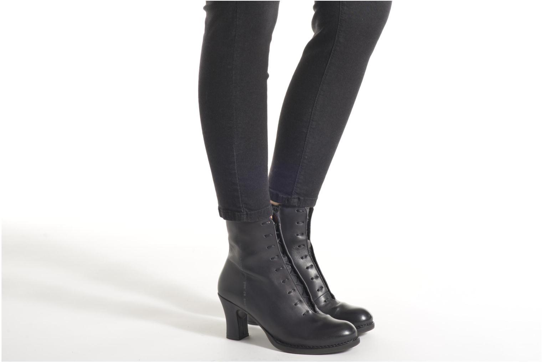 Bottines et boots Neosens Baladí S289 Noir vue bas / vue portée sac