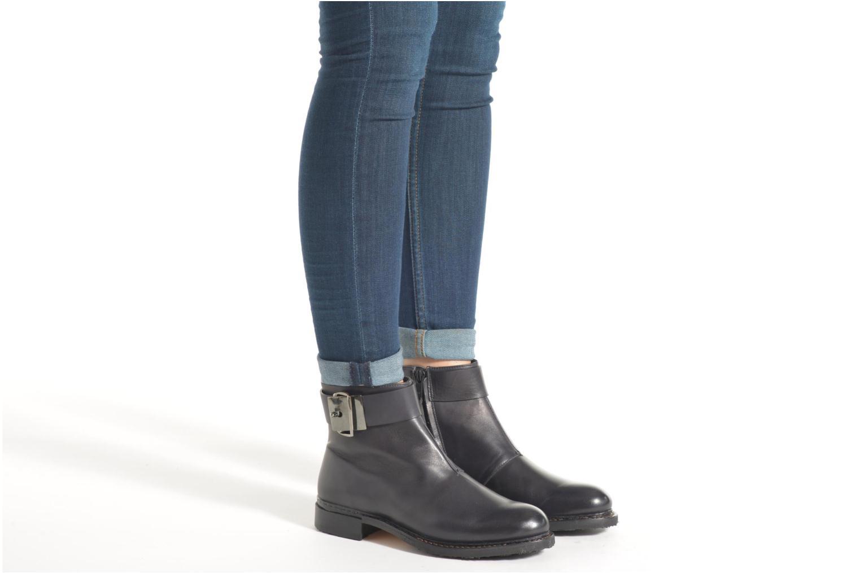 Bottines et boots Neosens Hondarribi S913 Noir vue bas / vue portée sac