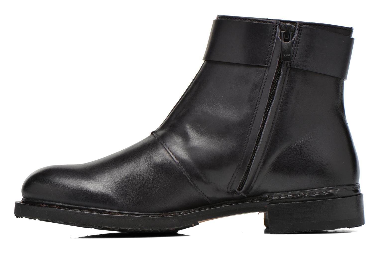 Bottines et boots Neosens Hondarribi S913 Noir vue face