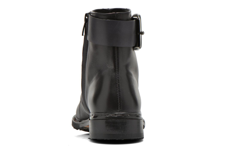 Bottines et boots Neosens Hondarribi S913 Noir vue droite
