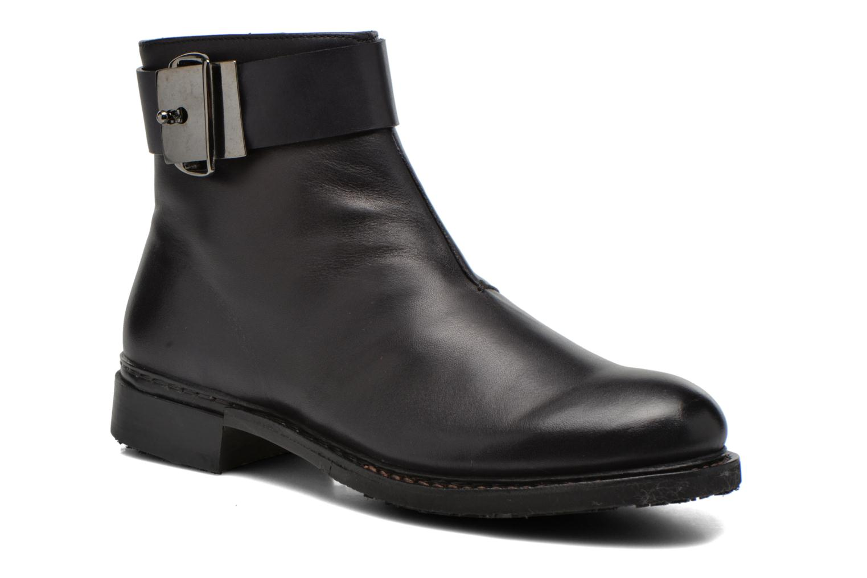Bottines et boots Neosens Hondarribi S913 Noir vue détail/paire