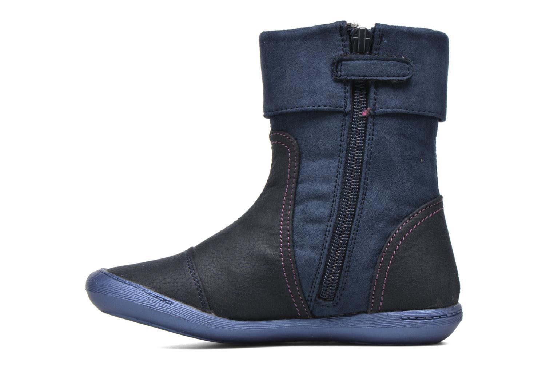 Stiefel Agatha Ruiz de la Prada Clever Boots 1 blau ansicht von vorne