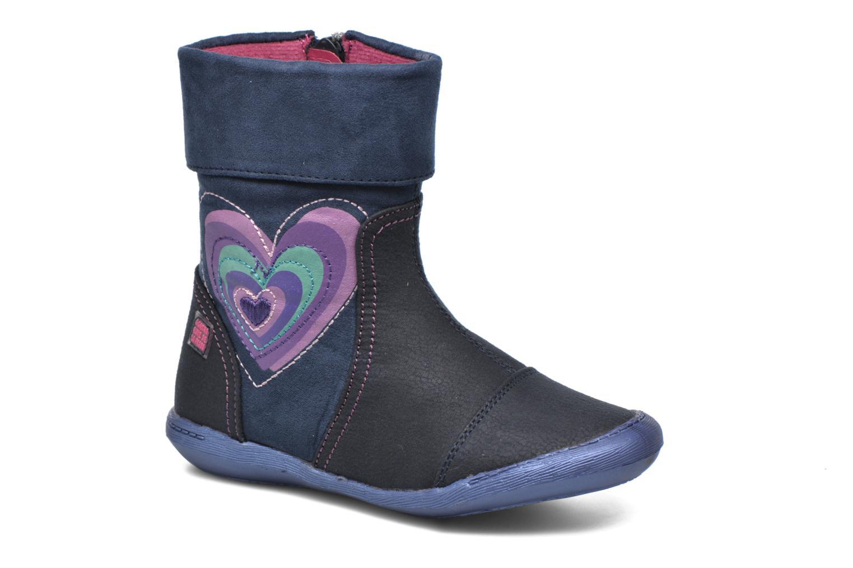 Stiefel Agatha Ruiz de la Prada Clever Boots 1 blau detaillierte ansicht/modell