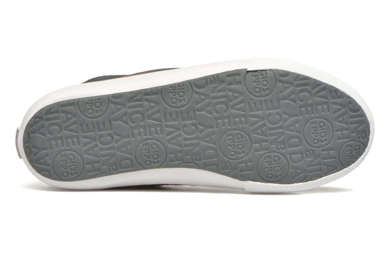 Sneaker Gioseppo Harrison grau ansicht von oben