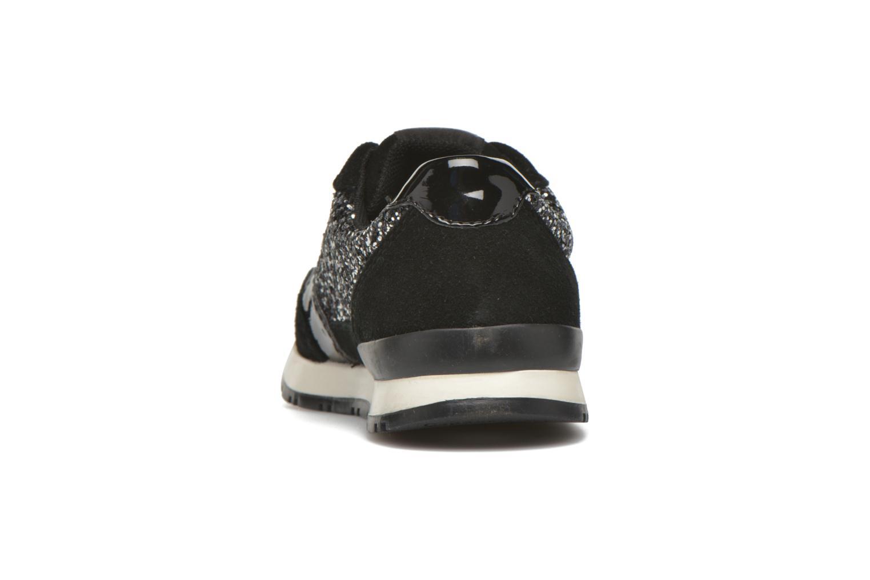 Baskets Gioseppo Noctila Noir vue droite