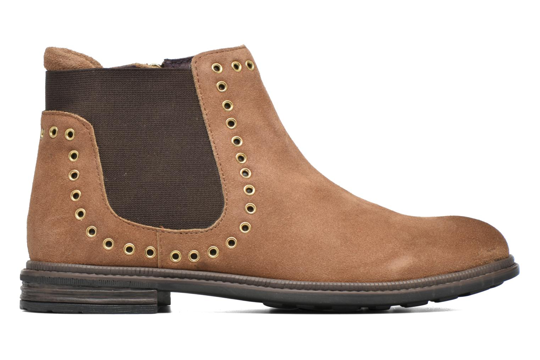 Bottines et boots Gioseppo Seminola Marron vue derrière