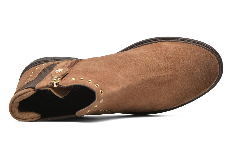 Bottines et boots Gioseppo Seminola Marron vue gauche