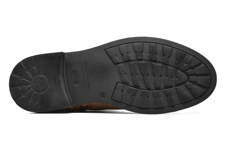 Bottines et boots Gioseppo Seminola Marron vue haut