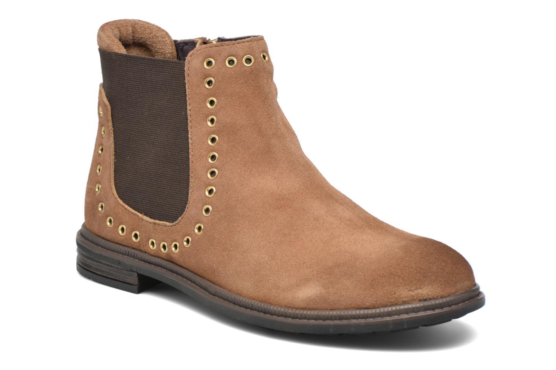 Bottines et boots Gioseppo Seminola Marron vue détail/paire