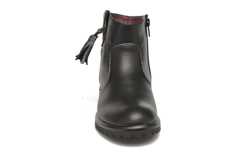 Bottines et boots Gioseppo Futura Noir vue portées chaussures