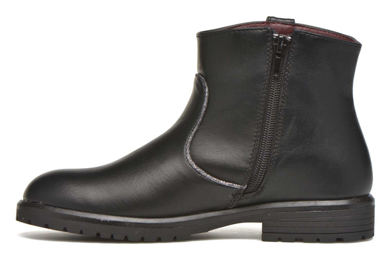 Bottines et boots Gioseppo Futura Noir vue face