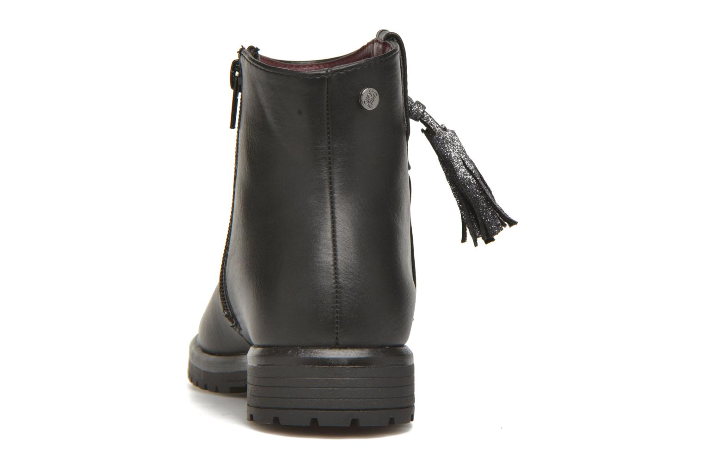 Bottines et boots Gioseppo Futura Noir vue droite