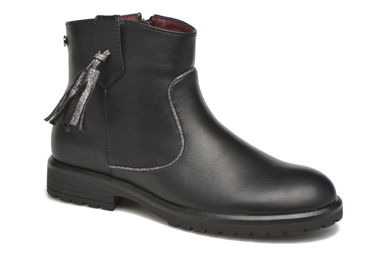 Bottines et boots Gioseppo Futura Noir vue détail/paire