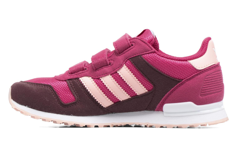 Sneaker Adidas Originals Zx 700 Cf C rosa ansicht von vorne