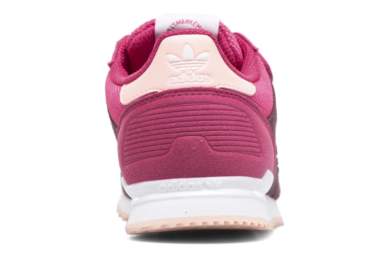 Baskets Adidas Originals Zx 700 Cf C Rose vue droite