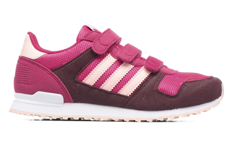 Sneaker Adidas Originals Zx 700 Cf C rosa ansicht von hinten