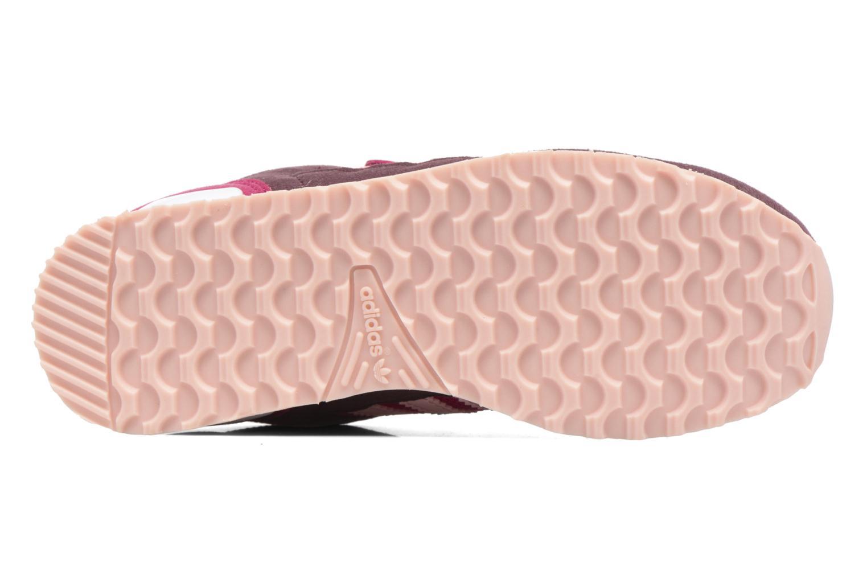 Sneaker Adidas Originals Zx 700 Cf C rosa ansicht von oben