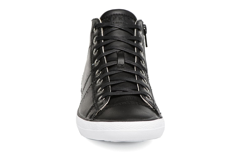 Baskets Esprit Miana Bootie Noir vue portées chaussures