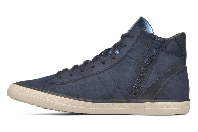 Sneaker Esprit Miana Bootie 2 blau ansicht von vorne