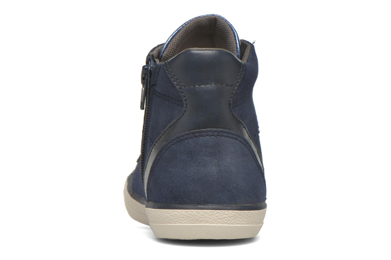 Sneaker Esprit Miana Bootie 2 blau ansicht von rechts