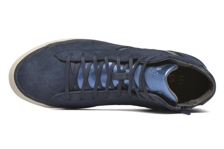 Sneaker Esprit Miana Bootie 2 blau ansicht von links