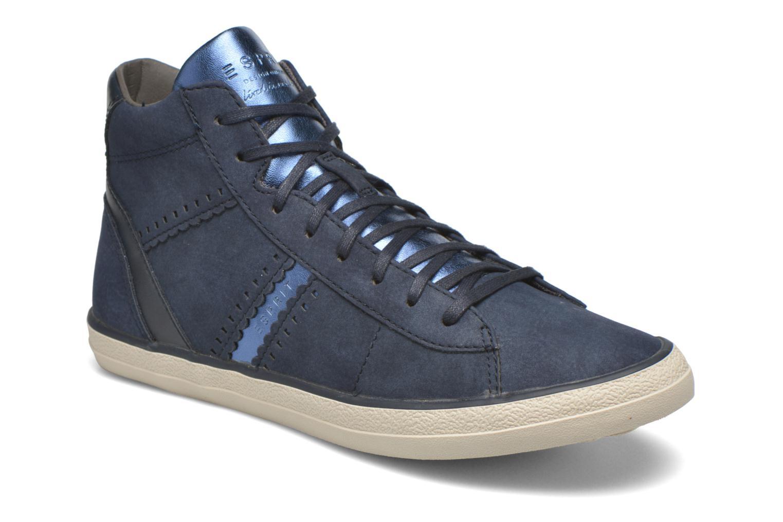 Sneaker Esprit Miana Bootie 2 blau detaillierte ansicht/modell