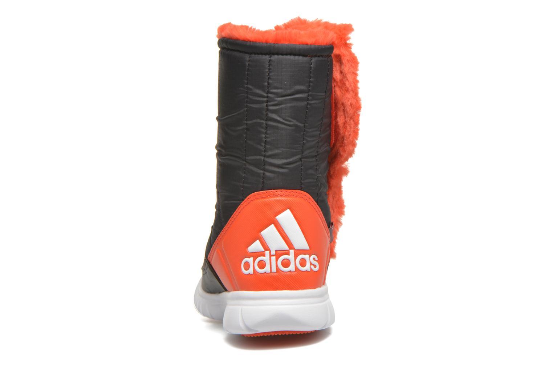 Stiefel Adidas Performance Lumilumi schwarz ansicht von rechts