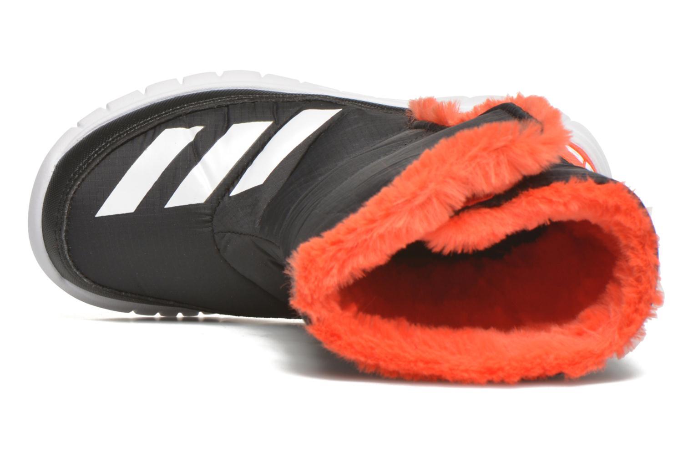 Stiefel Adidas Performance Lumilumi schwarz ansicht von links