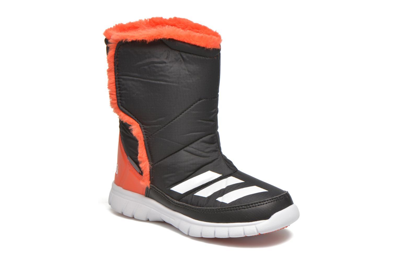 Stiefel Adidas Performance Lumilumi schwarz detaillierte ansicht/modell