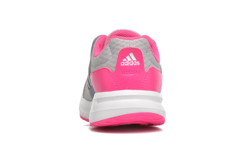 Baskets Adidas Performance Galaxy 3 k Rose vue droite