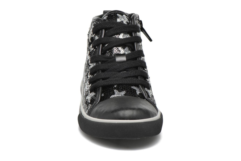 Baskets Chicco Carmelita Noir vue portées chaussures