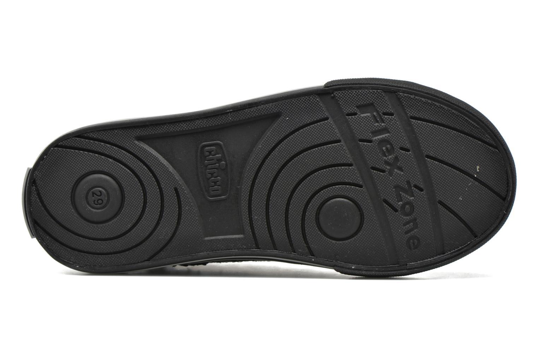 Sneaker Chicco Carmelita schwarz ansicht von oben