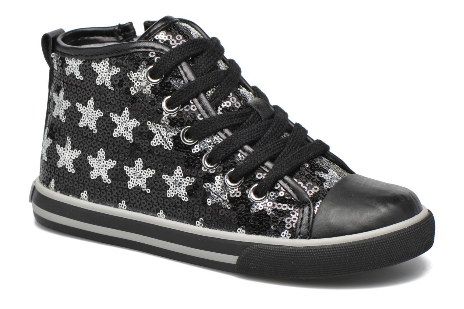 Sneaker Chicco Carmelita schwarz detaillierte ansicht/modell