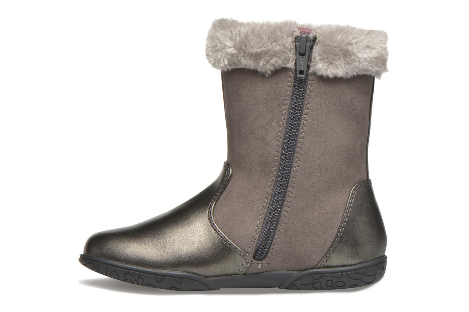 Bottes Chicco Cilly Gris vue face