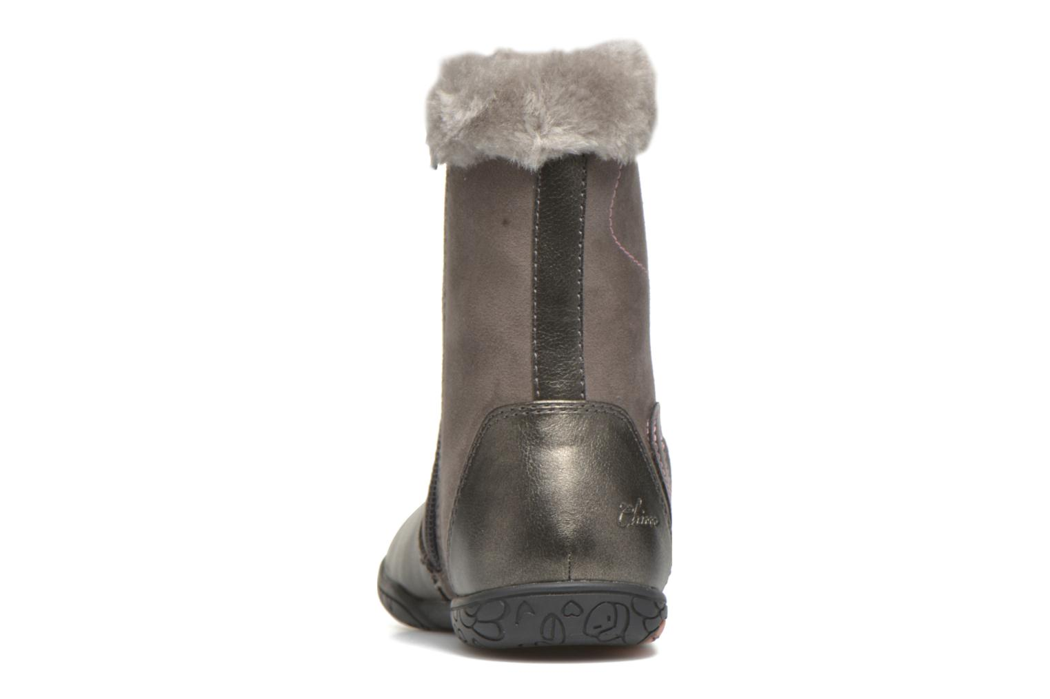Bottes Chicco Cilly Gris vue droite