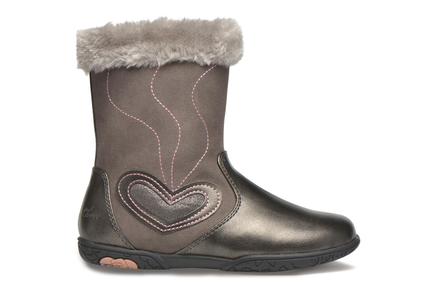 Boots & wellies Chicco Cilly Grey back view