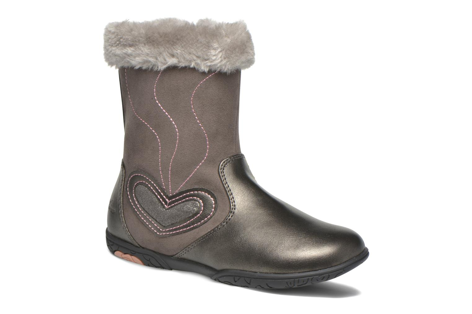 Boots & wellies Chicco Cilly Grey detailed view/ Pair view