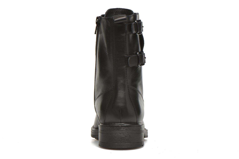 Bottines et boots Bruno Premi Amalia Noir vue droite