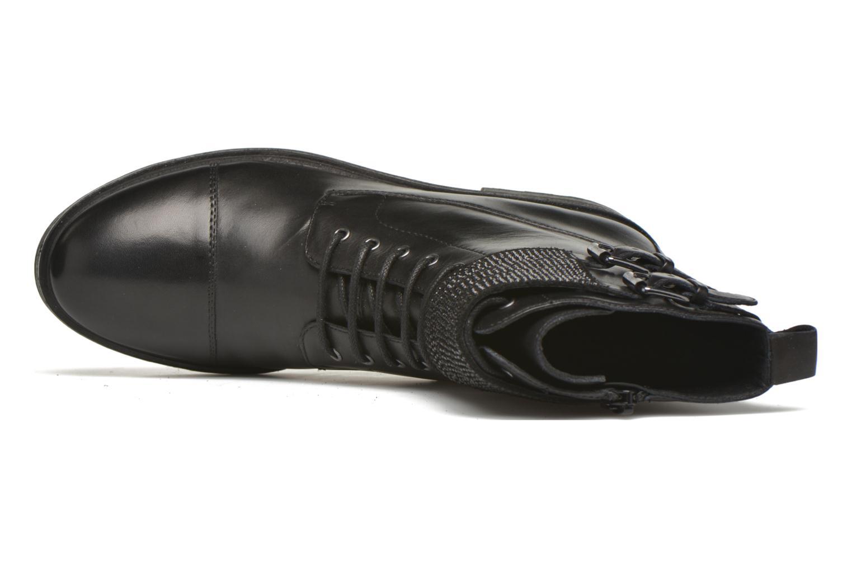 Bottines et boots Bruno Premi Amalia Noir vue gauche