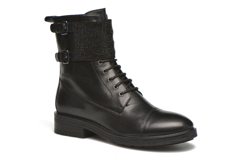 Bottines et boots Bruno Premi Amalia Noir vue détail/paire