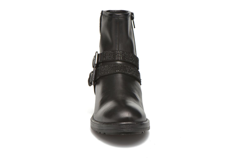 Bottines et boots Bruno Premi Amanda Noir vue portées chaussures