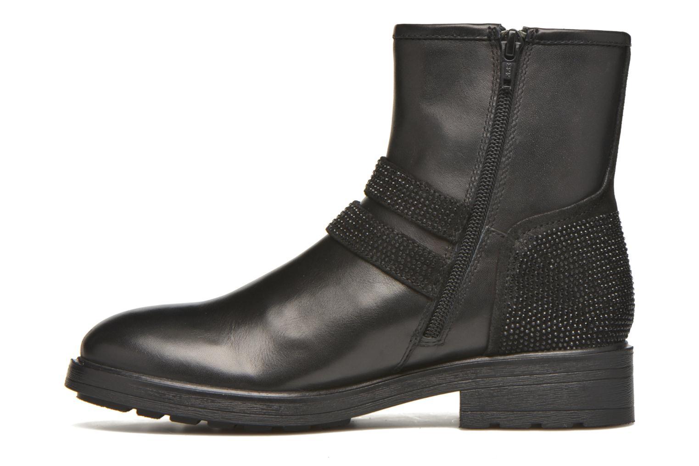 Bottines et boots Bruno Premi Amanda Noir vue face