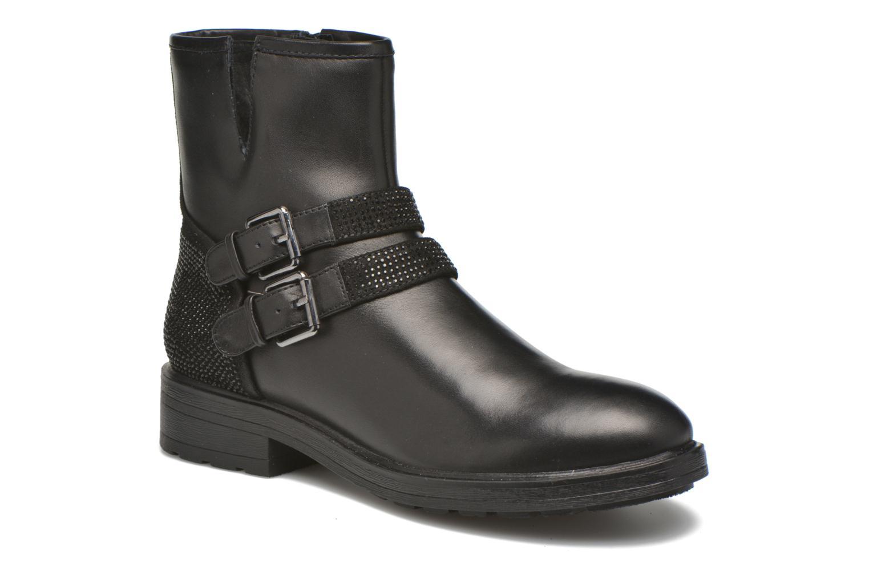 Bottines et boots Bruno Premi Amanda Noir vue détail/paire